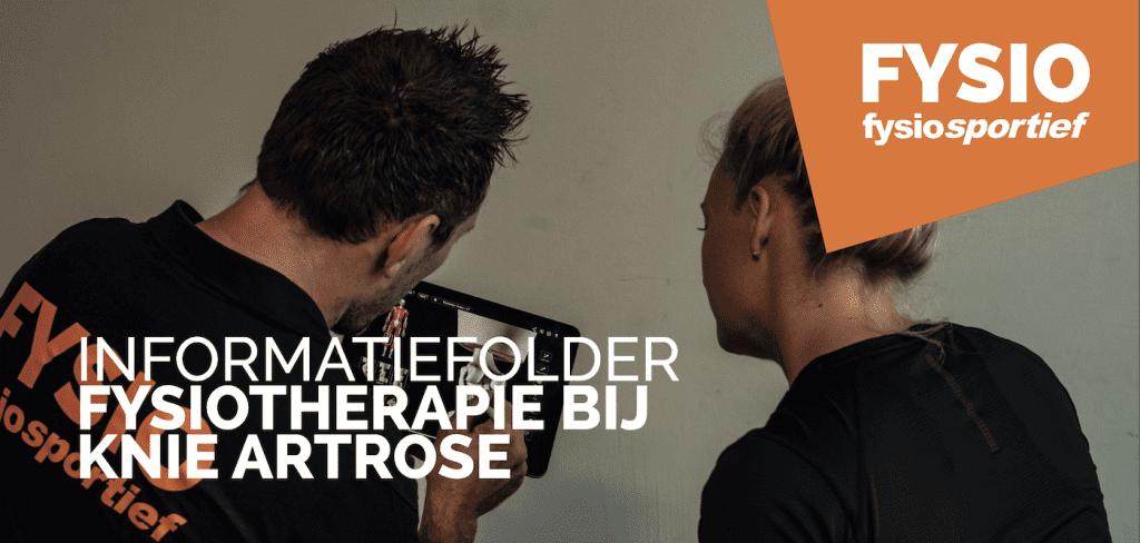 informatefolder-fysiotherapie-bij-knie-artrose
